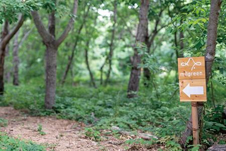 小布施千年の森の写真